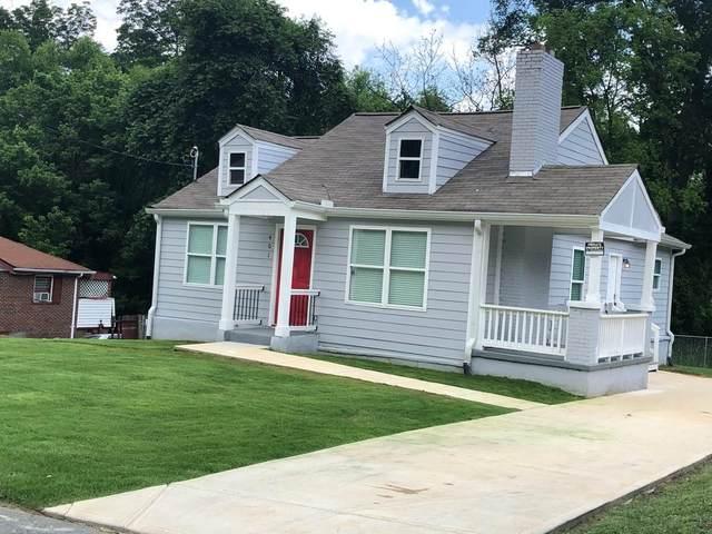 401 Cairo Street, Atlanta, GA 30314 (MLS #6738218) :: North Atlanta Home Team