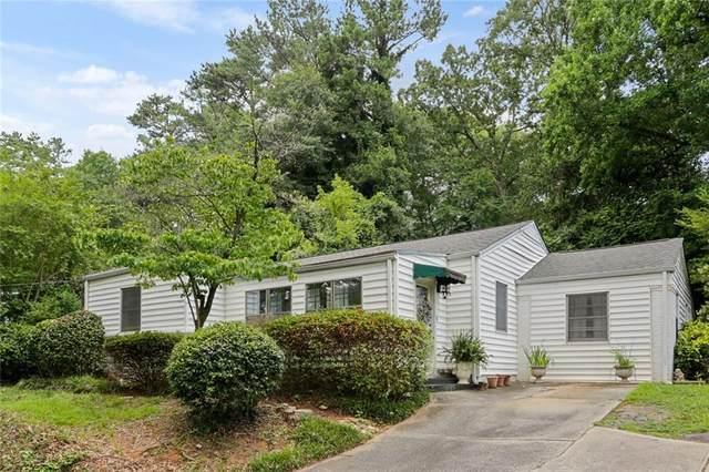 1733 Moores Mill Road NW, Atlanta, GA 30318 (MLS #6738234) :: North Atlanta Home Team