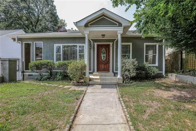 507 Boulevard Place NE, Atlanta, GA 30308 (MLS #6738245) :: RE/MAX Paramount Properties
