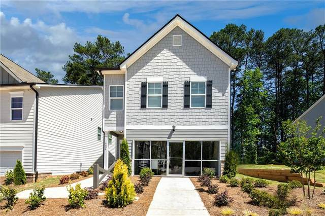 1506 Ashbrooke Trace, Stone Mountain, GA 30083 (MLS #6738273) :: Thomas Ramon Realty