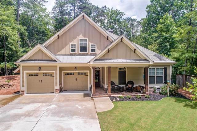 190 Wolverine Drive, Waleska, GA 30183 (MLS #6738329) :: North Atlanta Home Team