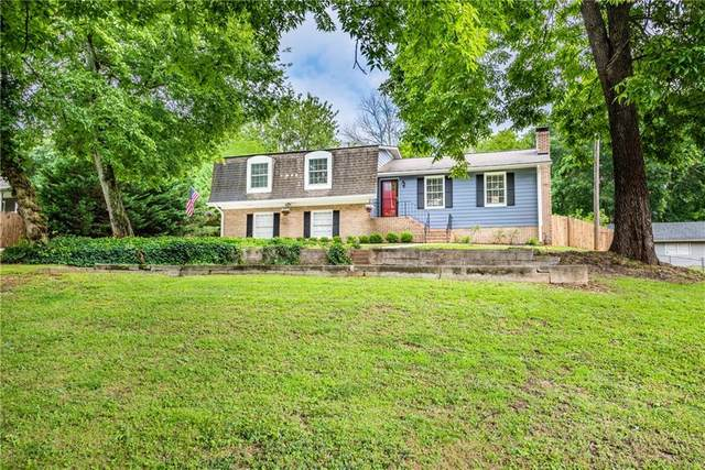 375 Arnold Mill Road, Woodstock, GA 30188 (MLS #6738338) :: North Atlanta Home Team
