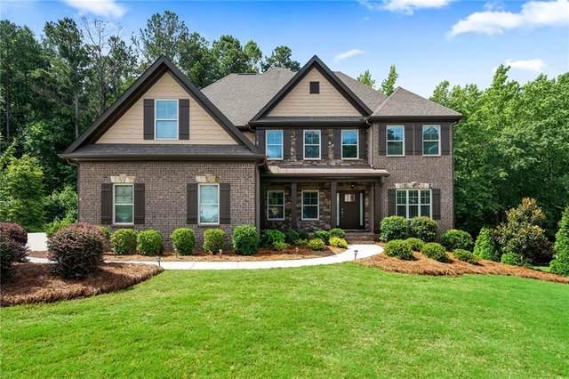 2811 Magnolia Creek Drive NW, Kennesaw, GA 30152 (MLS #6738369) :: Kennesaw Life Real Estate