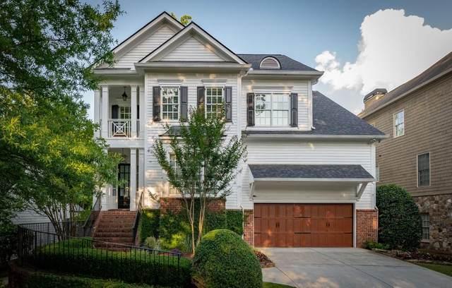 3011 Westwood Circle SE, Smyrna, GA 30080 (MLS #6738415) :: North Atlanta Home Team