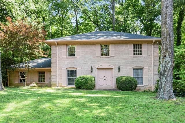 3170 Boxwood Drive NE, Atlanta, GA 30345 (MLS #6738421) :: RE/MAX Paramount Properties