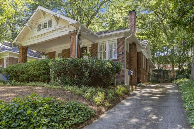 897 Rosedale Road, Atlanta, GA 30306 (MLS #6738518) :: North Atlanta Home Team