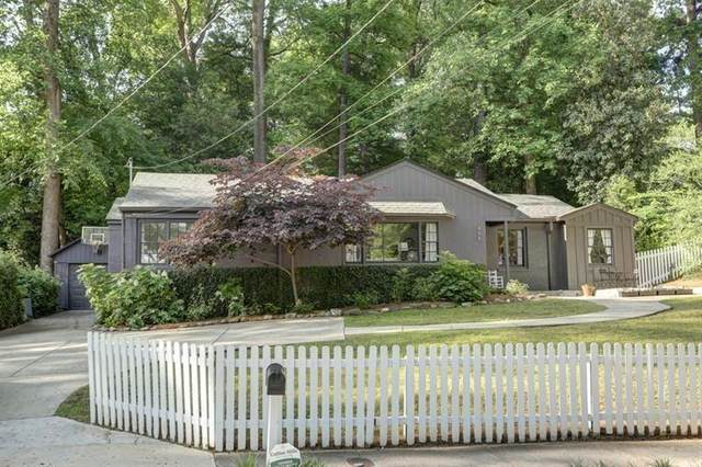 496 Overbrook Drive NW, Atlanta, GA 30318 (MLS #6738638) :: The Zac Team @ RE/MAX Metro Atlanta