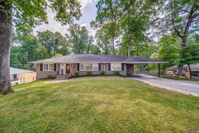 2511 Clairmont Road NE, Atlanta, GA 30329 (MLS #6738641) :: The Zac Team @ RE/MAX Metro Atlanta