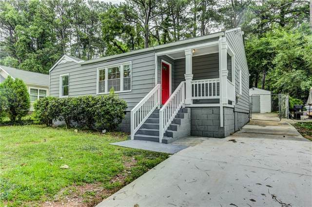 2972 Palm Drive, Atlanta, GA 30344 (MLS #6738673) :: North Atlanta Home Team