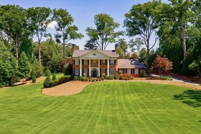 1198 Bellaire Drive NE, Atlanta, GA 30319 (MLS #6738719) :: The Heyl Group at Keller Williams