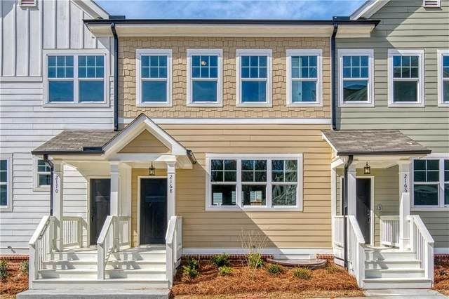 1323 Callahan Cove #43, Atlanta, GA 30316 (MLS #6738743) :: North Atlanta Home Team