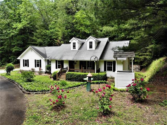 4 Katie Lane, Ellijay, GA 30540 (MLS #6738753) :: The Cowan Connection Team