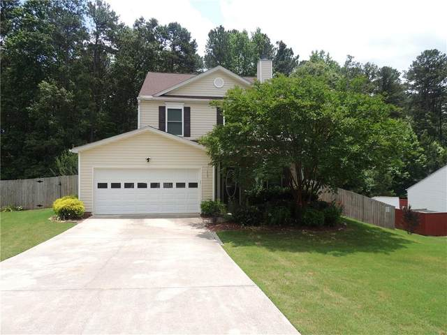 2219 Baker Carter Drive, Loganville, GA 30052 (MLS #6738835) :: RE/MAX Paramount Properties