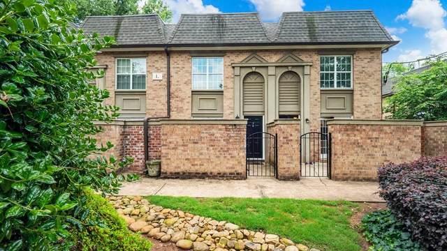 6980 Roswell Road L7, Atlanta, GA 30328 (MLS #6738839) :: North Atlanta Home Team