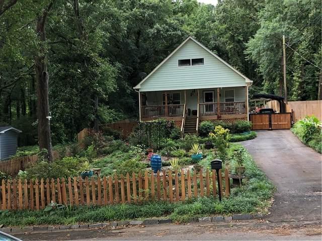 1038 Regent Street SW, Atlanta, GA 30310 (MLS #6738841) :: Charlie Ballard Real Estate
