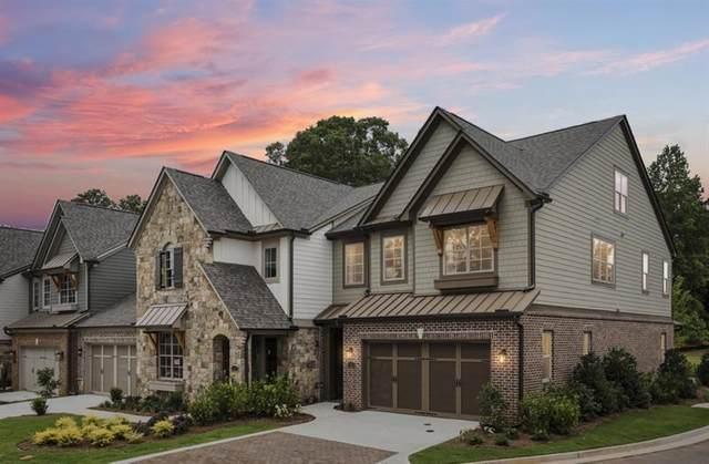 4180 Avid Park NE #8, Marietta, GA 30062 (MLS #6738880) :: North Atlanta Home Team