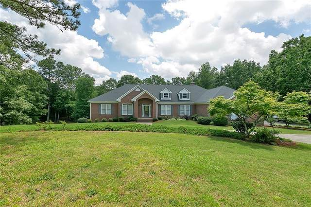 1595 New Hope Road, Lawrenceville, GA 30045 (MLS #6738959) :: Tonda Booker Real Estate Sales