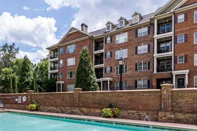 2300 Peachford Road #1208, Dunwoody, GA 30338 (MLS #6738967) :: North Atlanta Home Team