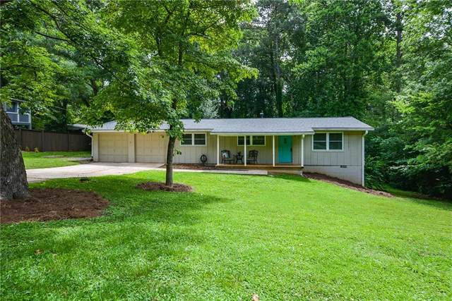 128 Robinhood Drive, Woodstock, GA 30188 (MLS #6738976) :: RE/MAX Prestige