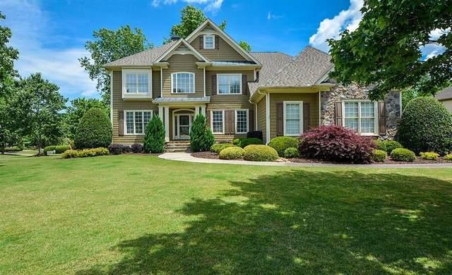 812 Morningwood Lane, Kennesaw, GA 30152 (MLS #6738985) :: Kennesaw Life Real Estate
