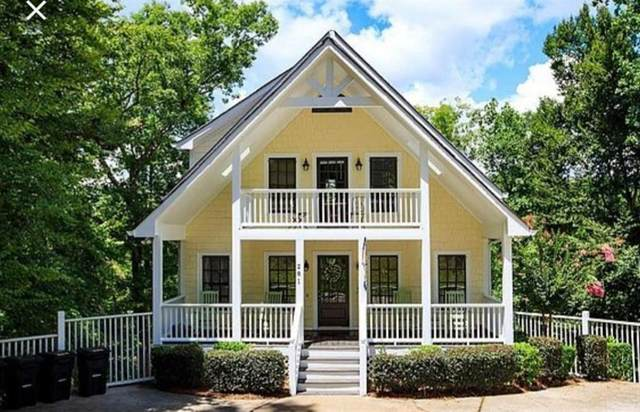 281 Chestatee View Drive, Dawsonville, GA 30534 (MLS #6739006) :: The Heyl Group at Keller Williams