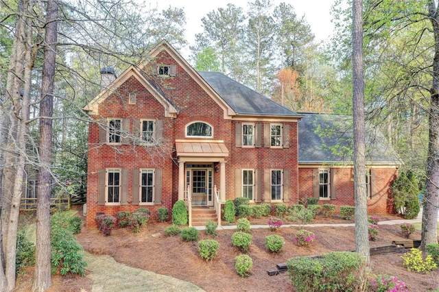 770 Bentwood Trace, Alpharetta, GA 30005 (MLS #6739055) :: North Atlanta Home Team