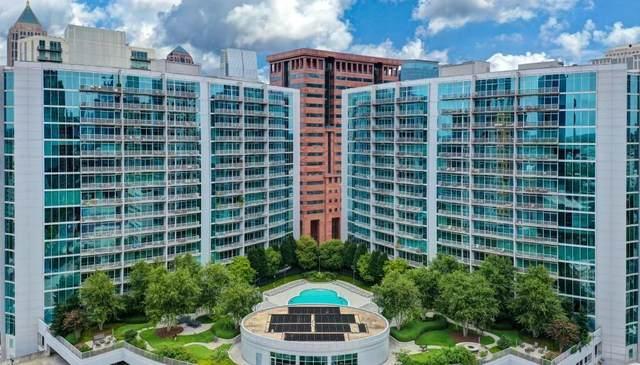950 W Peachtree Street NW #1307, Atlanta, GA 30309 (MLS #6739124) :: Tonda Booker Real Estate Sales