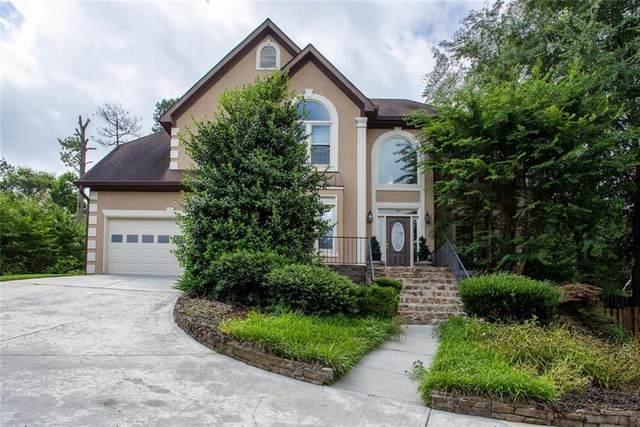 1555 Millennial Lane, Lawrenceville, GA 30045 (MLS #6739143) :: North Atlanta Home Team