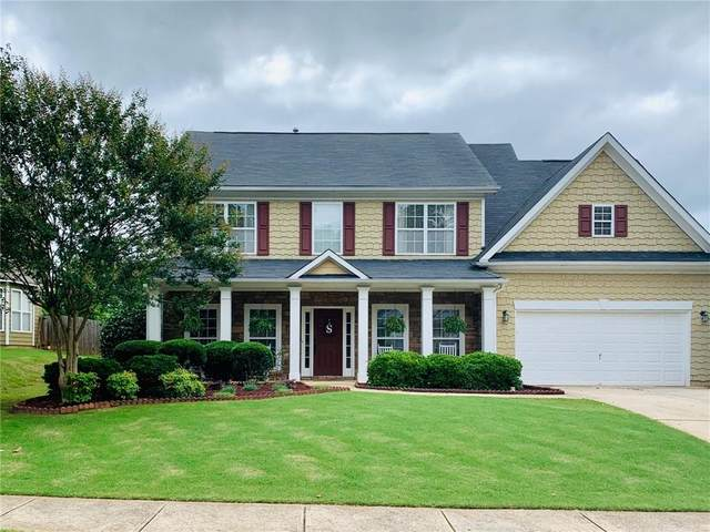 119 Oak Haven Drive, Canton, GA 30115 (MLS #6739159) :: North Atlanta Home Team
