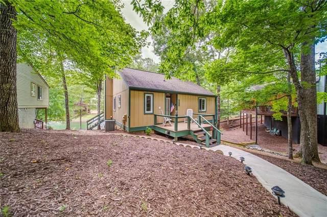 243 Narrows Drive, Waleska, GA 30183 (MLS #6739168) :: Kennesaw Life Real Estate