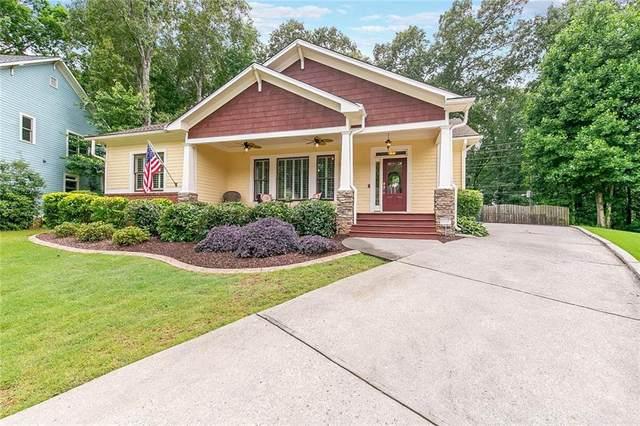 3513 Mcever Village Lane, Acworth, GA 30101 (MLS #6739174) :: Kennesaw Life Real Estate