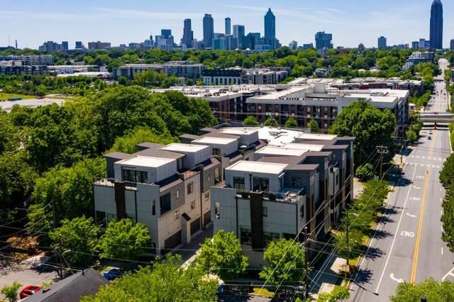 600 Bonaventure Avenue #1, Atlanta, GA 30306 (MLS #6739251) :: North Atlanta Home Team