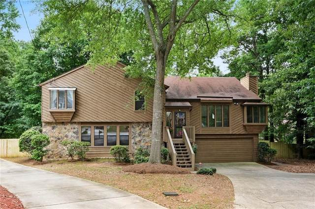 1359 Cedar Park Place, Stone Mountain, GA 30083 (MLS #6739285) :: North Atlanta Home Team