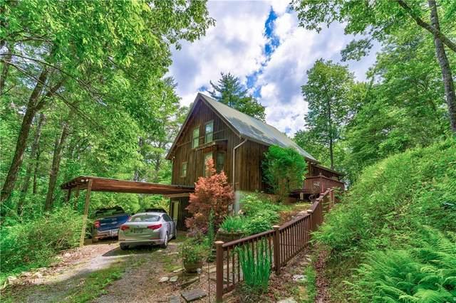 78 Twin Ridge Lane, Ellijay, GA 30540 (MLS #6739308) :: Kennesaw Life Real Estate