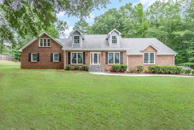 100 Beaverdam Road, Fayetteville, GA 30214 (MLS #6739329) :: Path & Post Real Estate