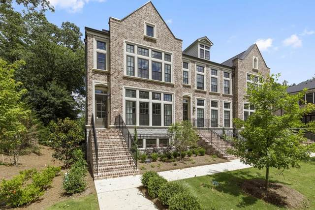 260 Devin Place, Atlanta, GA 30305 (MLS #6739338) :: The Heyl Group at Keller Williams