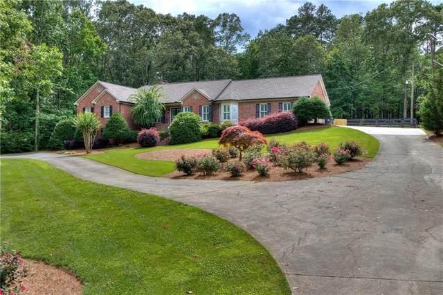 426 Martin Road SW, Cartersville, GA 30120 (MLS #6739356) :: Todd Lemoine Team