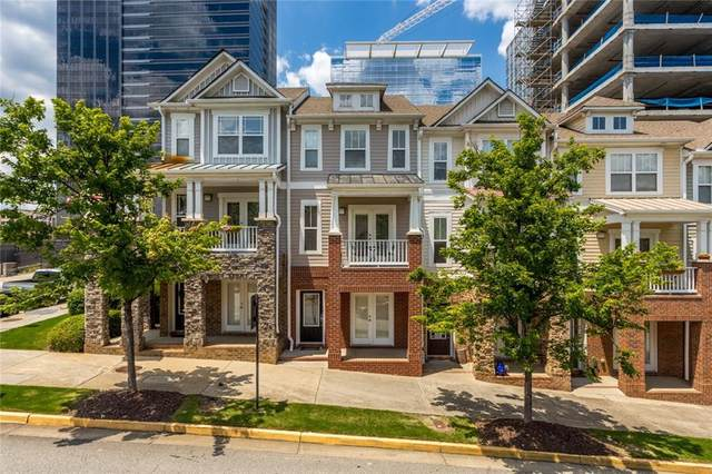 209 16th Street NW #8, Atlanta, GA 30363 (MLS #6739385) :: The Heyl Group at Keller Williams
