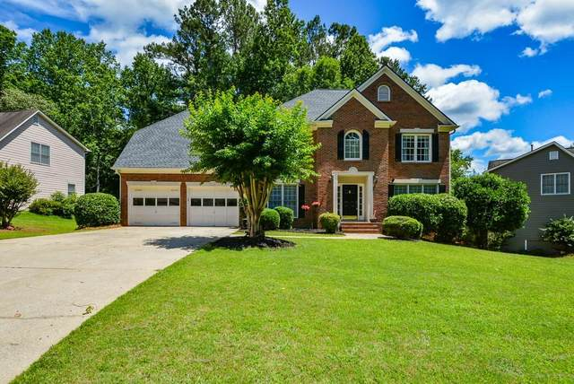 4425 Blowing Wind Drive NW, Acworth, GA 30101 (MLS #6739392) :: RE/MAX Paramount Properties