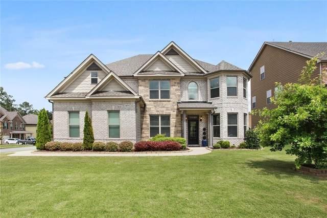 262 Fairway Drive, Acworth, GA 30101 (MLS #6739431) :: North Atlanta Home Team