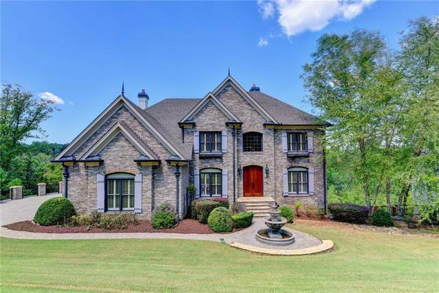 8560 Spyglass Drive, Duluth, GA 30097 (MLS #6739436) :: North Atlanta Home Team
