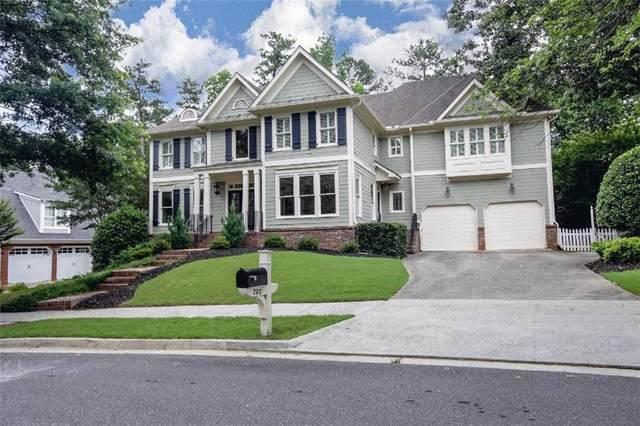 780 Allen Lake Lane, Suwanee, GA 30024 (MLS #6739448) :: North Atlanta Home Team