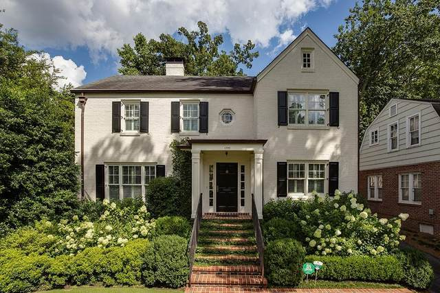 1893 Wycliff Road NW, Atlanta, GA 30309 (MLS #6739511) :: The Justin Landis Group