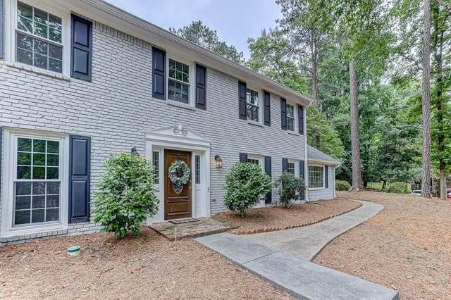 2747 Chimney Springs Drive, Marietta, GA 30062 (MLS #6739553) :: The Zac Team @ RE/MAX Metro Atlanta