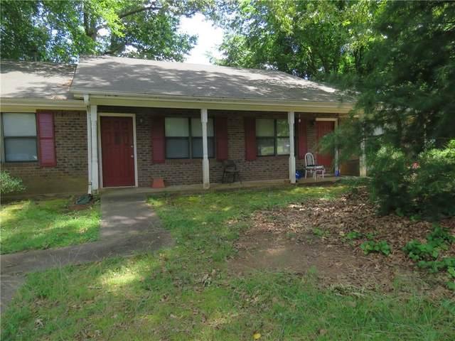 143 Kimberly Way SW, Marietta, GA 30064 (MLS #6739556) :: The Heyl Group at Keller Williams