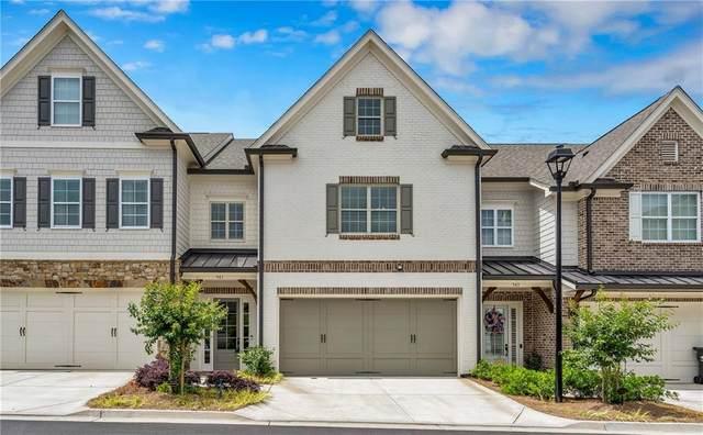 561 Stone Field Run NW, Marietta, GA 30060 (MLS #6739578) :: RE/MAX Paramount Properties