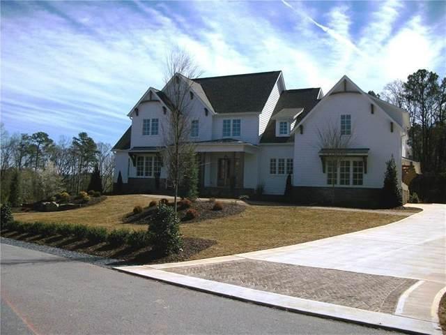 12735 New Providence Road, Milton, GA 30004 (MLS #6739646) :: North Atlanta Home Team