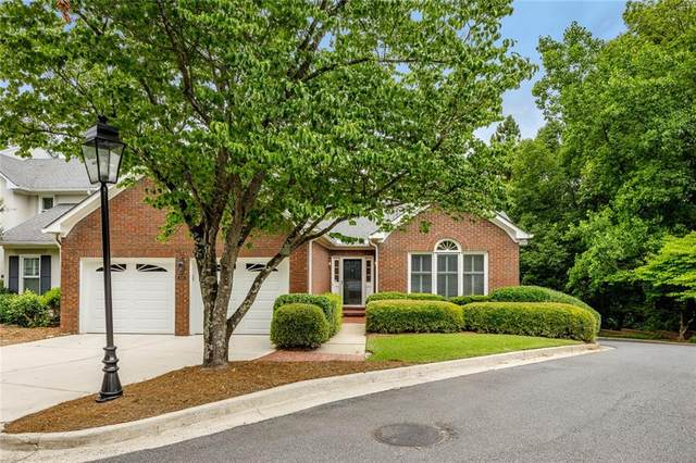5680 River Oaks Place #25, Atlanta, GA 30327 (MLS #6739647) :: The Heyl Group at Keller Williams