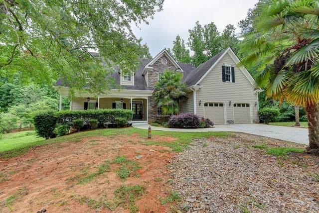 260 Three Oaks Drive, Lawrenceville, GA 30046 (MLS #6739655) :: The Zac Team @ RE/MAX Metro Atlanta