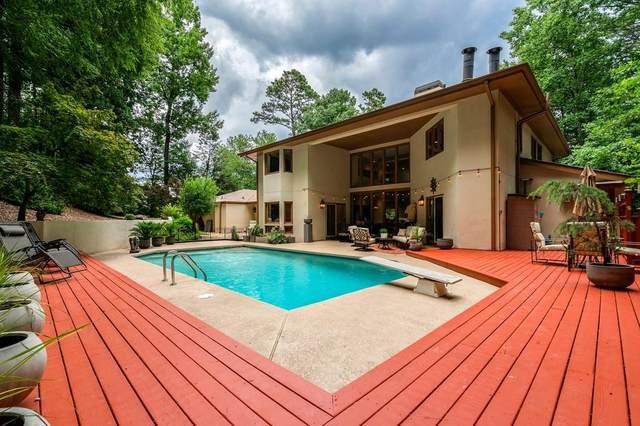 3011 Cravey Trail NE, Atlanta, GA 30345 (MLS #6739676) :: MyKB Homes
